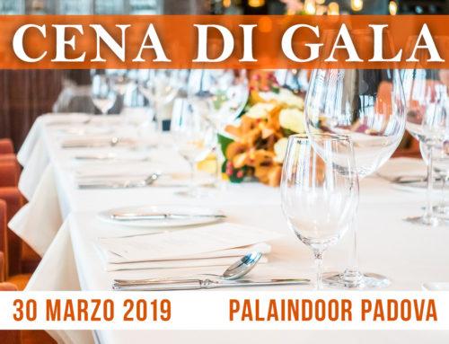 Cena di Gala – 30 Marzo 2019