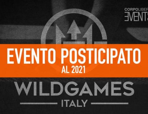 Wild Games Italy – 2021